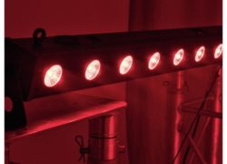 Eurolite LED Bar-12 QCL RGBW (couleurs + blanc)